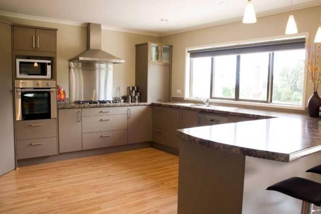 Qu tipos de suelo son mejor para la cocina sologremios - Tipos encimera cocina ...