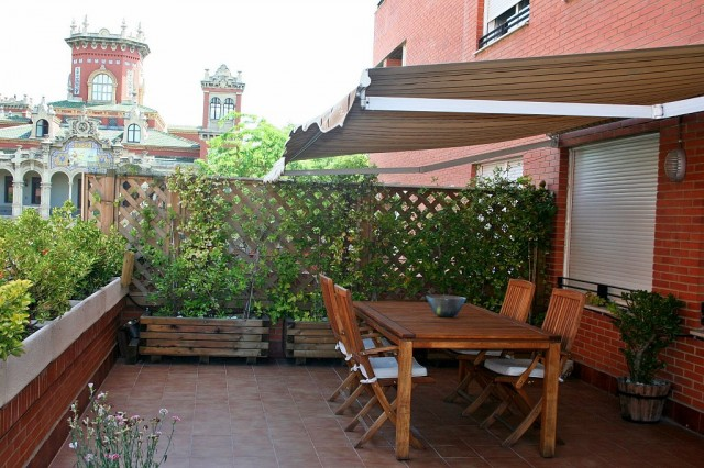 Reformar la terraza sologremios - Reformar terraza atico ...